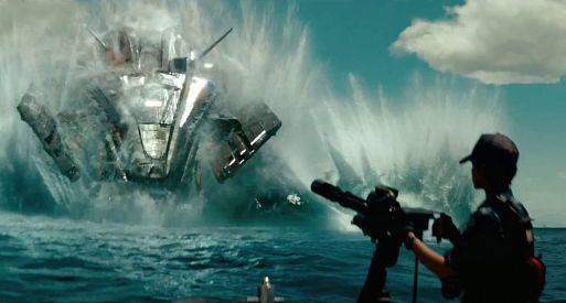 «Морской бой» / Battleship (2012)