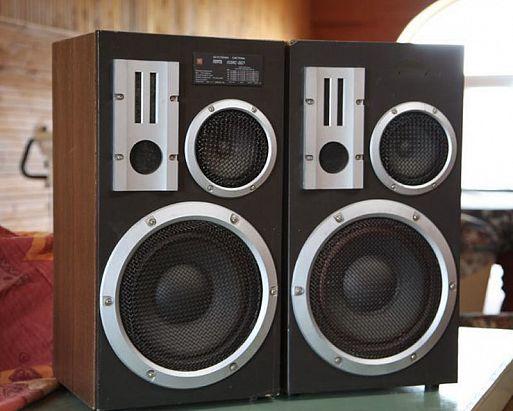 Топ 10 акустических систем из СССР