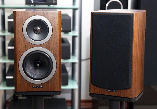 Полочные акустические системы Wharfedale Reva-2