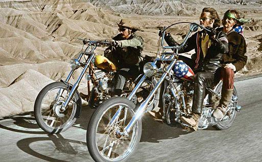 «Беспечный ездок» / Easy Rider (1969)