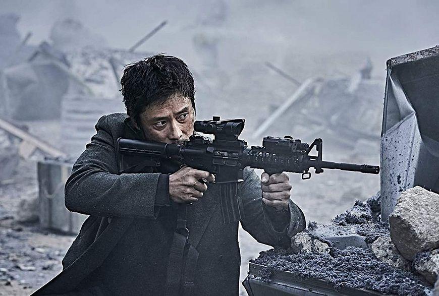 Извержение / Baekdusan (2019)
