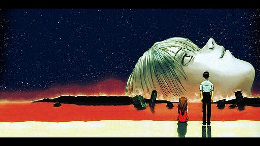 2. Евангелион / Shin Seiki Evangelion (1995) + Конец Евангелиона / Shin seiki Evangelion Gekijô-ban: Air / Magokorowo, kimini (1997)