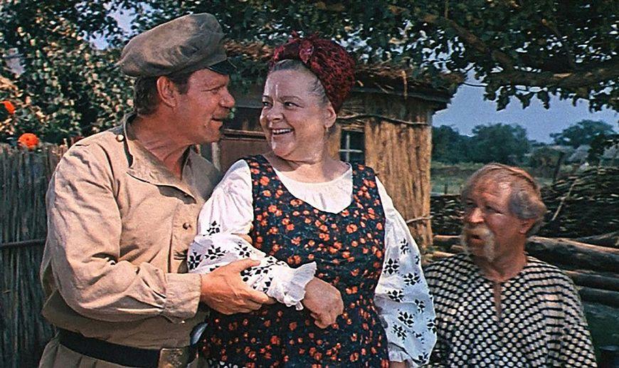 2. Свадьба в Малиновке (1967)
