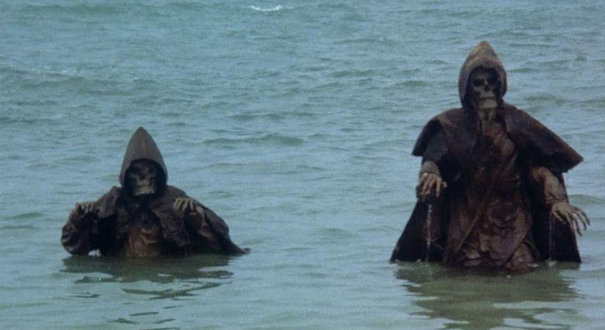 6. Слепые мертвецы 3: Корабль слепых мертвецов / El buque maldito (1974)
