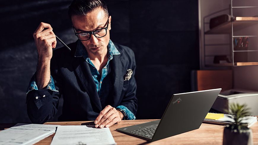 Lenovo ThinkPad X1 Nano — сверхлегкий ноутбук с дисплеем Dolby Vision