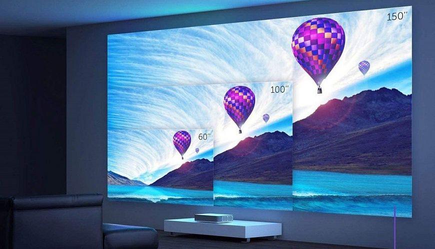 Конкуренция проекторов с телевизорами