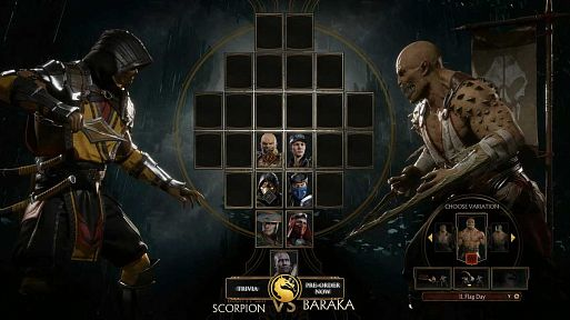Mortal Kombat 11 (23 апреля 2019 г.)