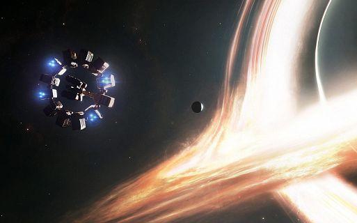 Черная дыра - «Интерстеллар» (2014)