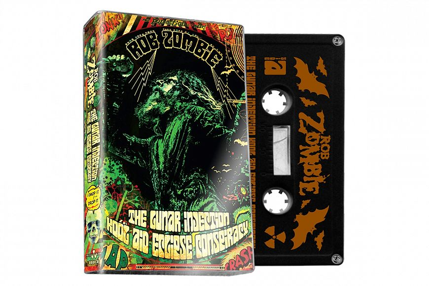 Rob Zombie «The Lunar Injection Kool Aid Eclipse...»