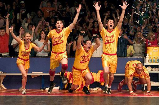 «Вышибалы» / Dodgeball: A True Underdog Story (2004)