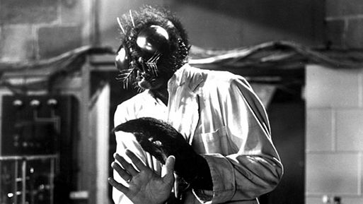 «Муха» / The Fly (1958)