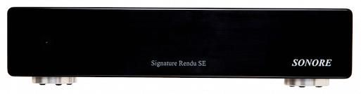 Sonore Signature Rendu SE