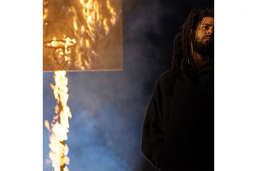 "J. Cole ""The Off-Season"" (2021) Interscope"