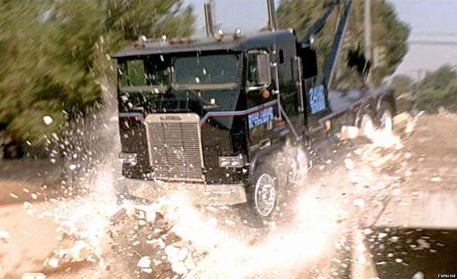 Грузовик «Терминатор 2: Судный день» (1991)