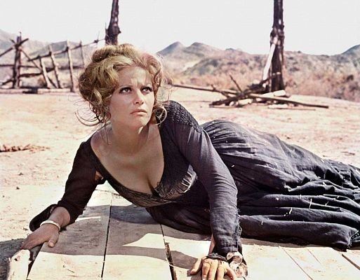 «Однажды на Диком Западе» / Once Upon A Time In The West (1968)