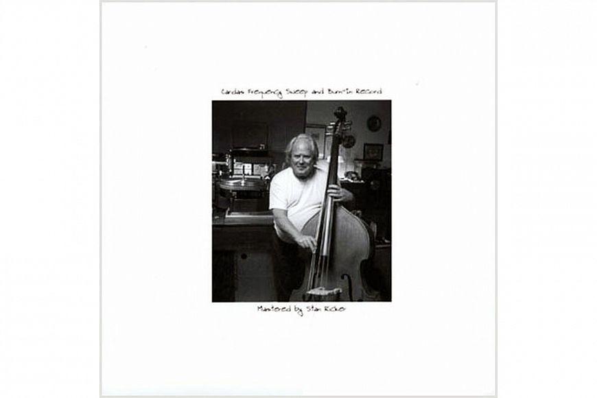 Виниловая пластинка Cardas Frequency Sweep LP (Version 2)