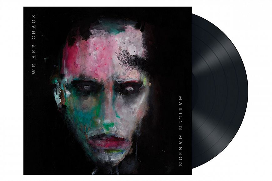 Marilyn Manson «We Are Chaos»