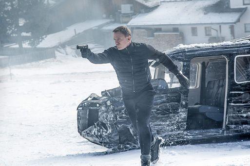 4. «007: Спектр» / Spectre (2015)