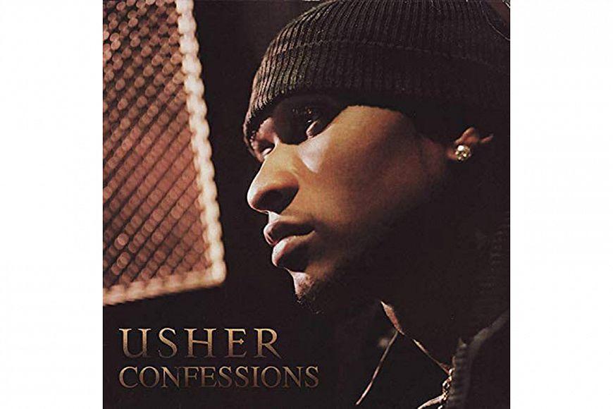 """Usher """"Confessions"""" (2004) Arista"""