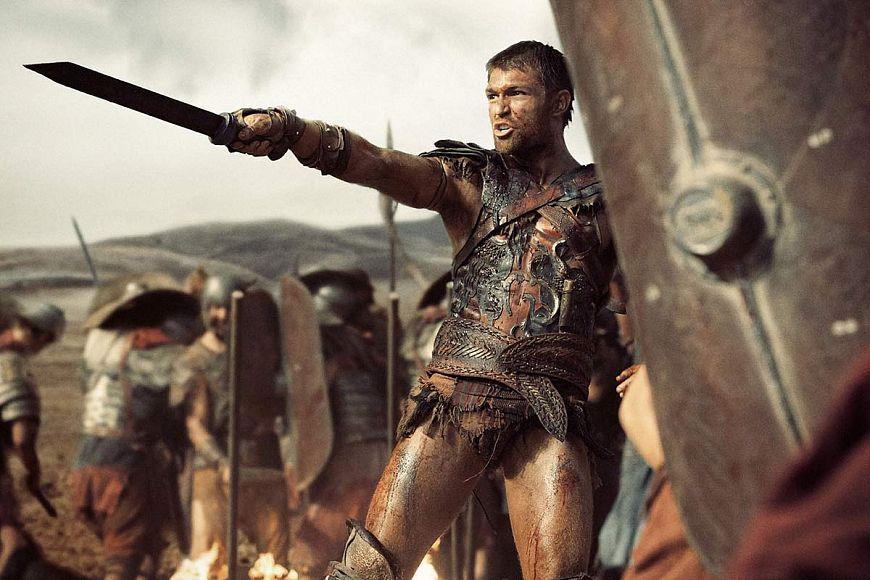 10. Спартак: Кровь и песок / Spartacus: Blood and Sand (2010)