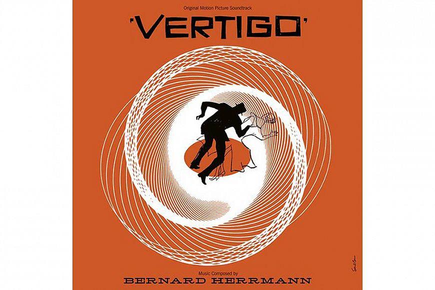 Bernard Herrmann «Vertigo» 60th Anniversary