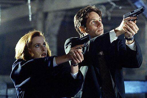 Секретные материалы: Борьба за будущее / The X-Files (1998)