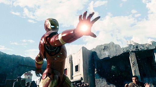 19. Железный человек / Iron Man (2008)