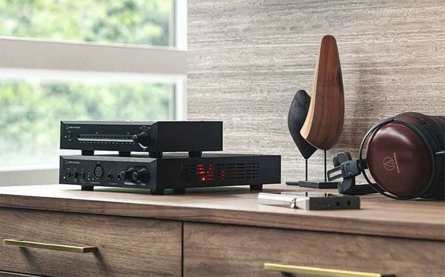Audio-Technica AT-DAC100/AT-BHA100