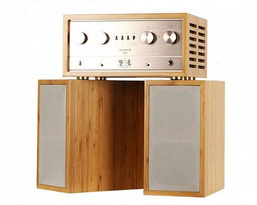IFI Audio Stereo 50 + IFI Audio LS3.5