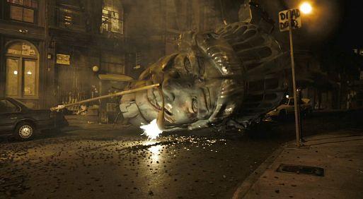 «Монстро» / Cloverfield (2008)