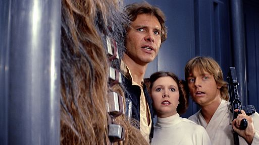 Звездные войны: Эпизод 4 – Новая надежда / Star Wars (1977)