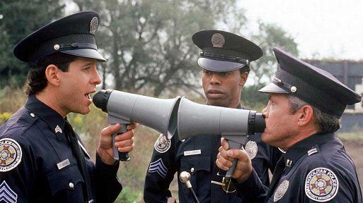 «Полицейская академия» / Police Academy (1984)