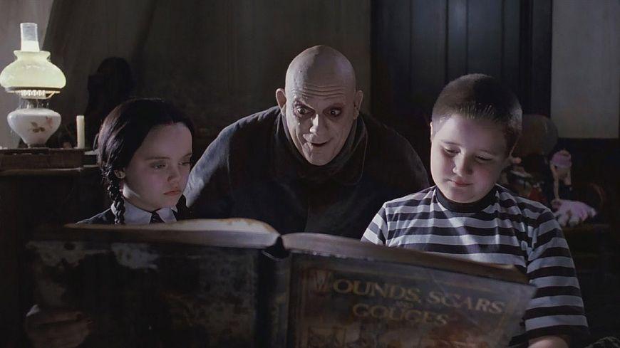 8. Семейка Аддамс / The Addams Family (1991)