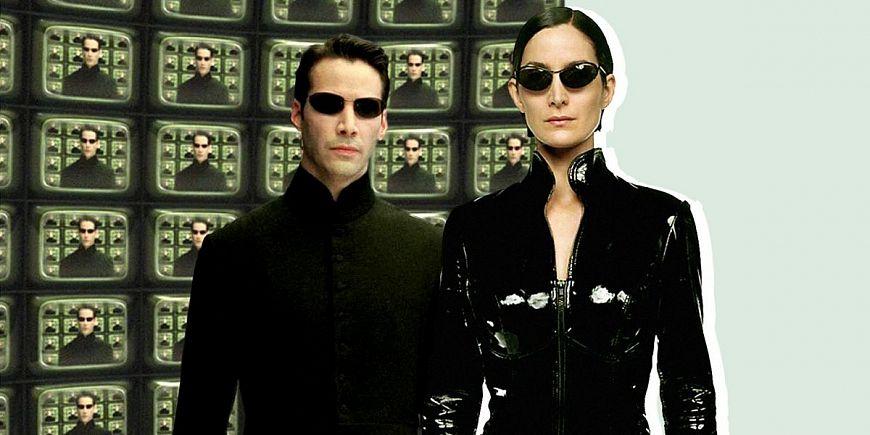 Матрица 4 / The Matrix 4 (2021)