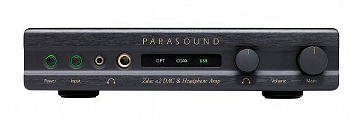 Parasound Zdac v2