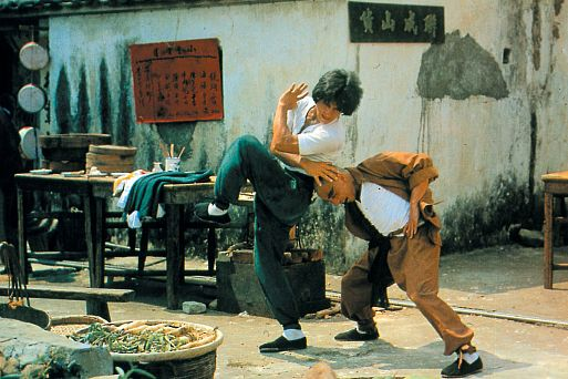«Пьяный мастер» / Drunken Master (1978)