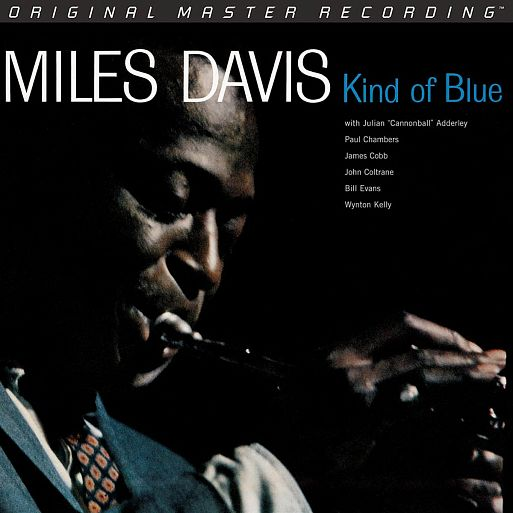 Miles Davis «Kind Of Blue» Numbered Limited Edition
