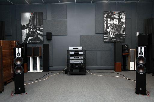 Интегральный усилитель с ЦАП Cambridge Audio CXA81