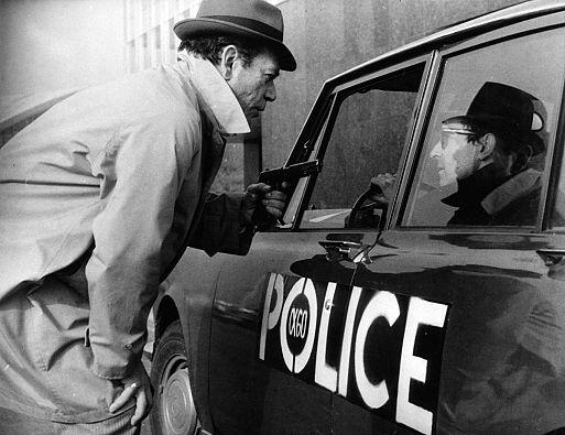 Альфавиль / Alphaville, une étrange aventure de Lemmy Caution (1965)