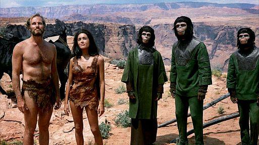 41. Планета обезьян / Planet of the Apes (1968)