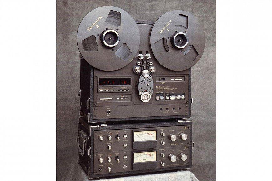 Technics RS-1800 mkII