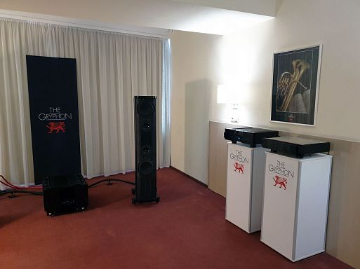 На выставке Hi-Fi & High End Show 2019