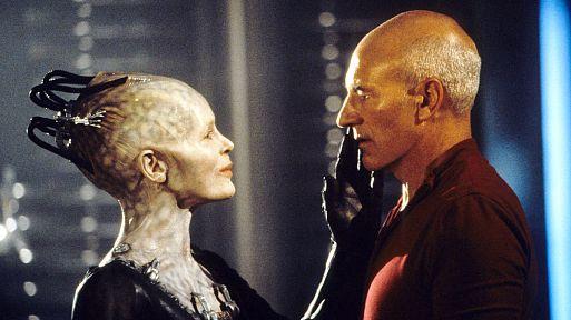 «Звездный путь: Первый контакт» / StarTrek: First Contact (1996)