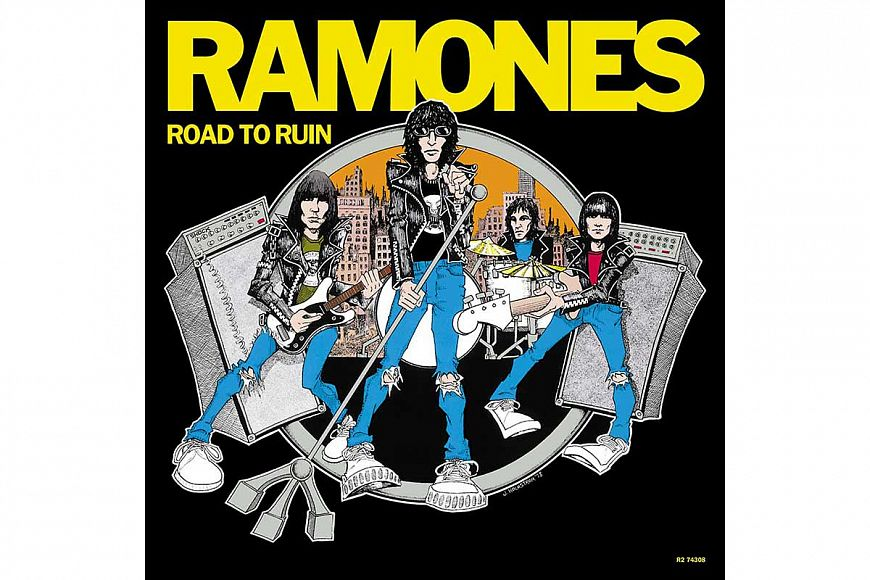 Ramones «Road to Ruin» (1978)