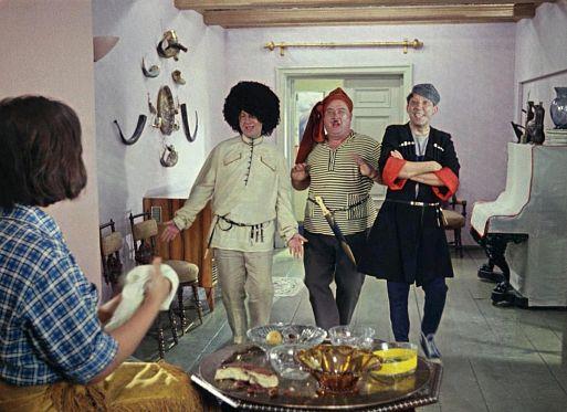 4. Кавказская пленница (1967)