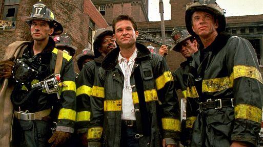 «Огненный вихрь» / Backdraft (1991)