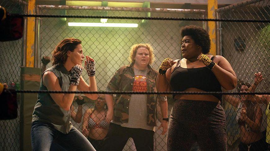 В ринге только девушки / Chick Fight (2020)