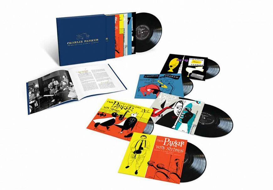 Charlie Parker «The Mercury & Clef» LP Collection