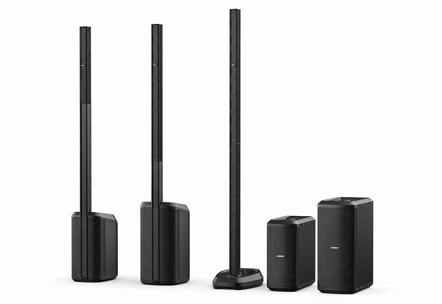 Активные мониторы Bose серии L1 Pro