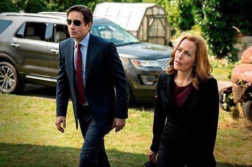 «Секретные материалы» / The X-Files (1993, 11 сезонов)
